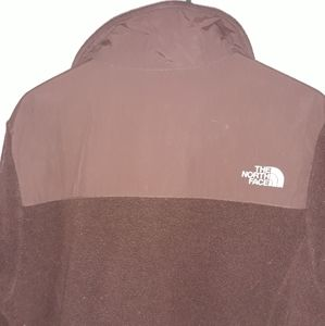 The North Face Brown Jacket.